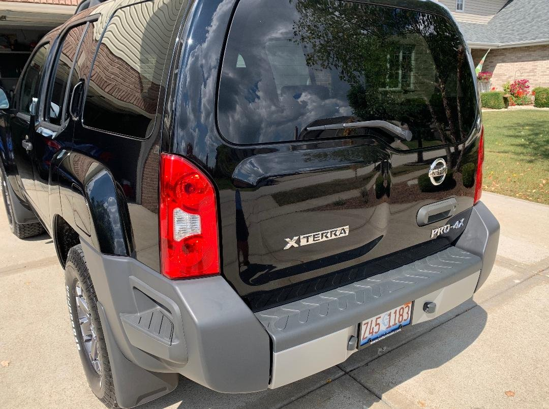 2007 Xterra after updates