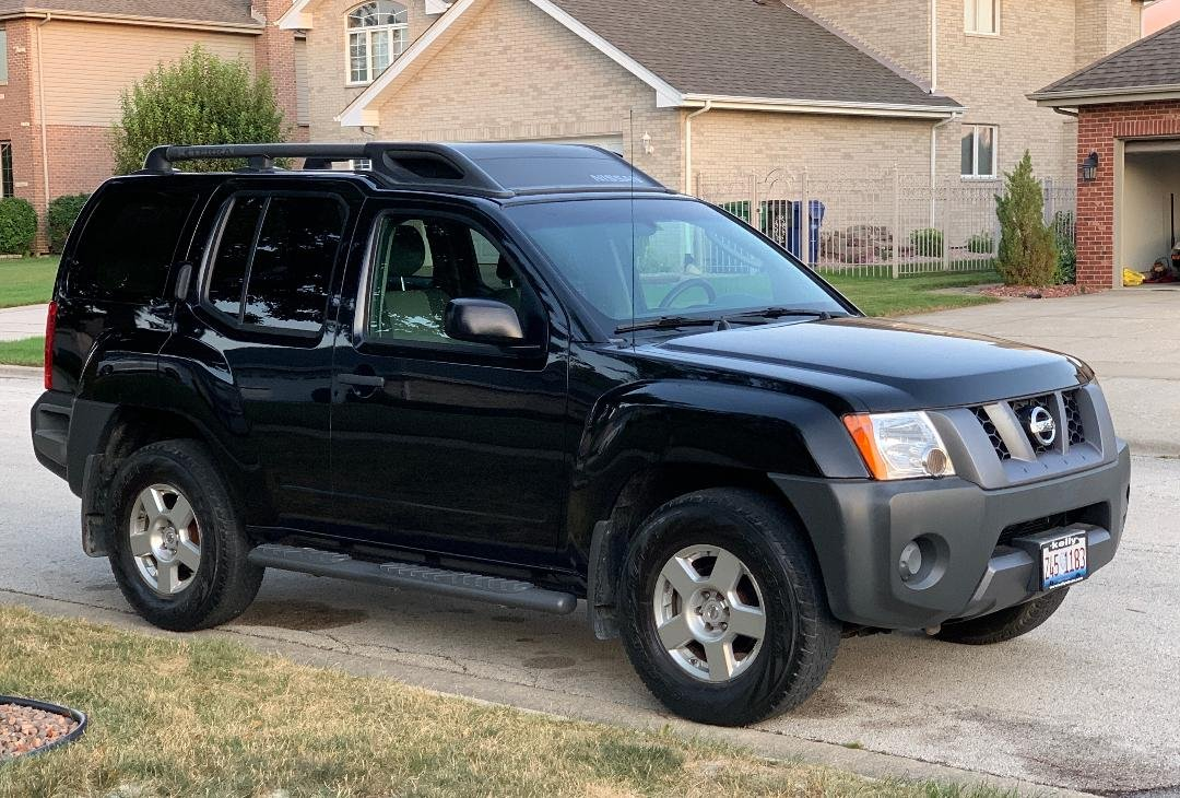 2007 Xterra before updates