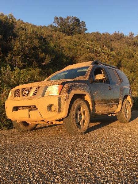 Showcase cover image for AGSchu119's 2008 Nissan Xterra