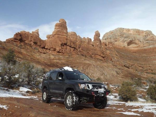 Showcase cover image for mcwrt176's 2011 Nissan Xterra