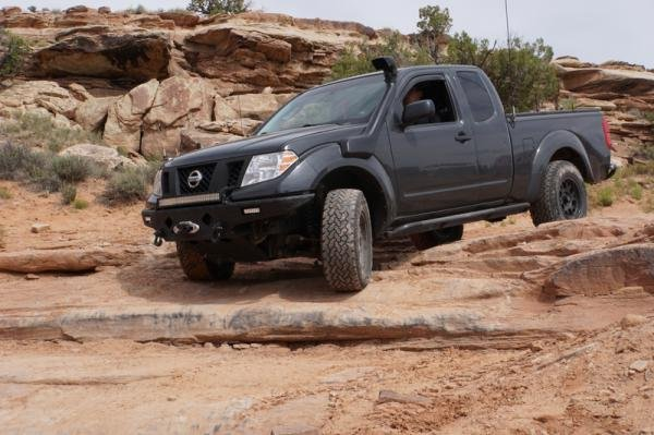 Showcase cover image for mtaylor's 2011 Nissan Frontier
