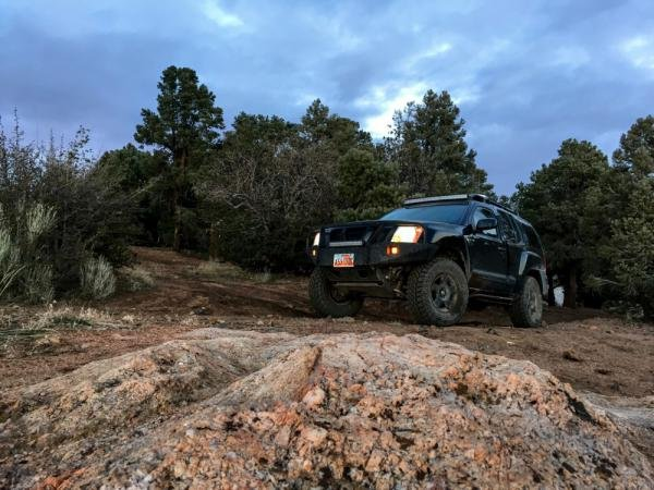 Showcase cover image for samuel313's 2005 Nissan Xterra