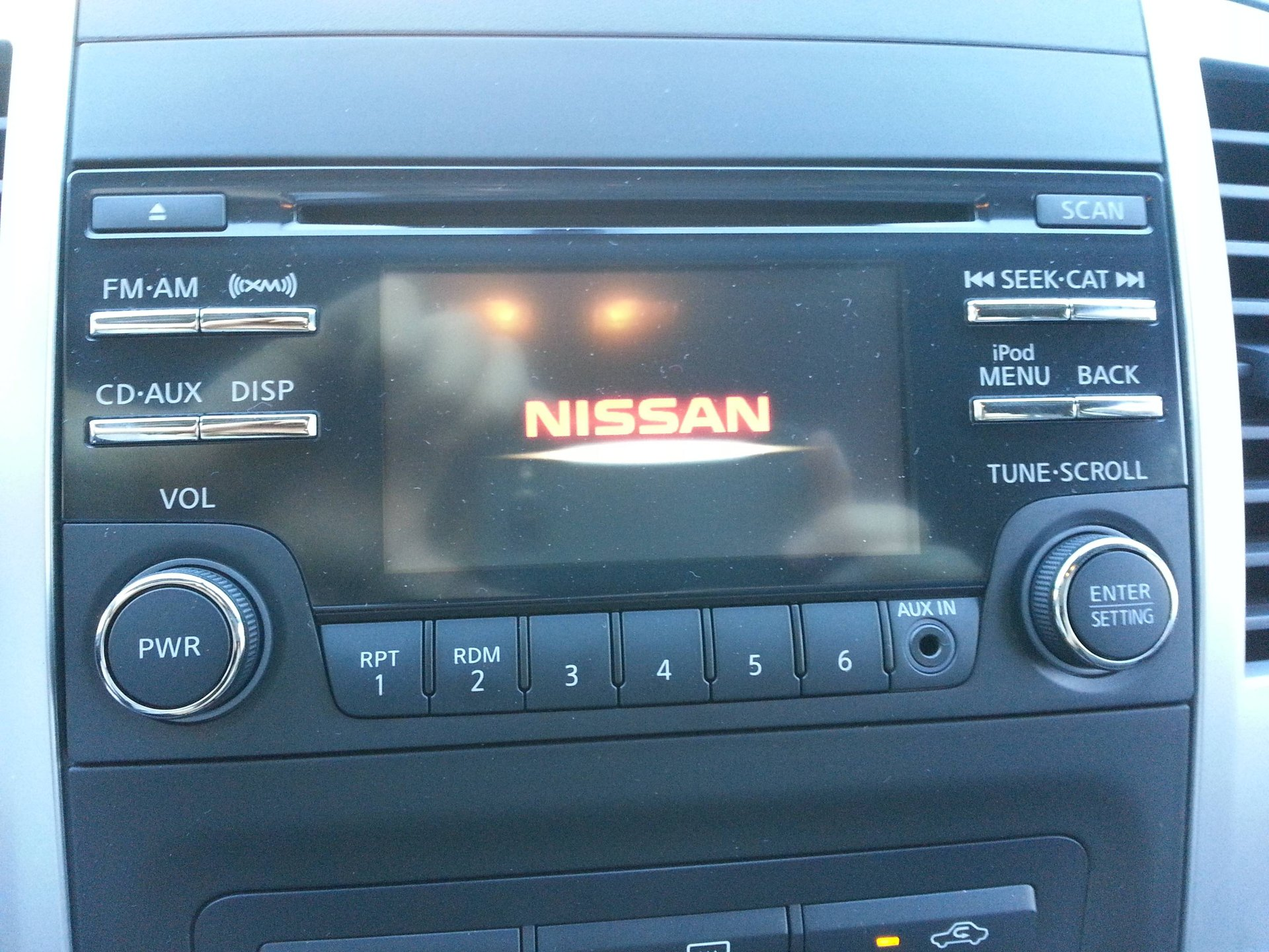 Factory Radio Information | Second Generation Nissan Xterra ... on