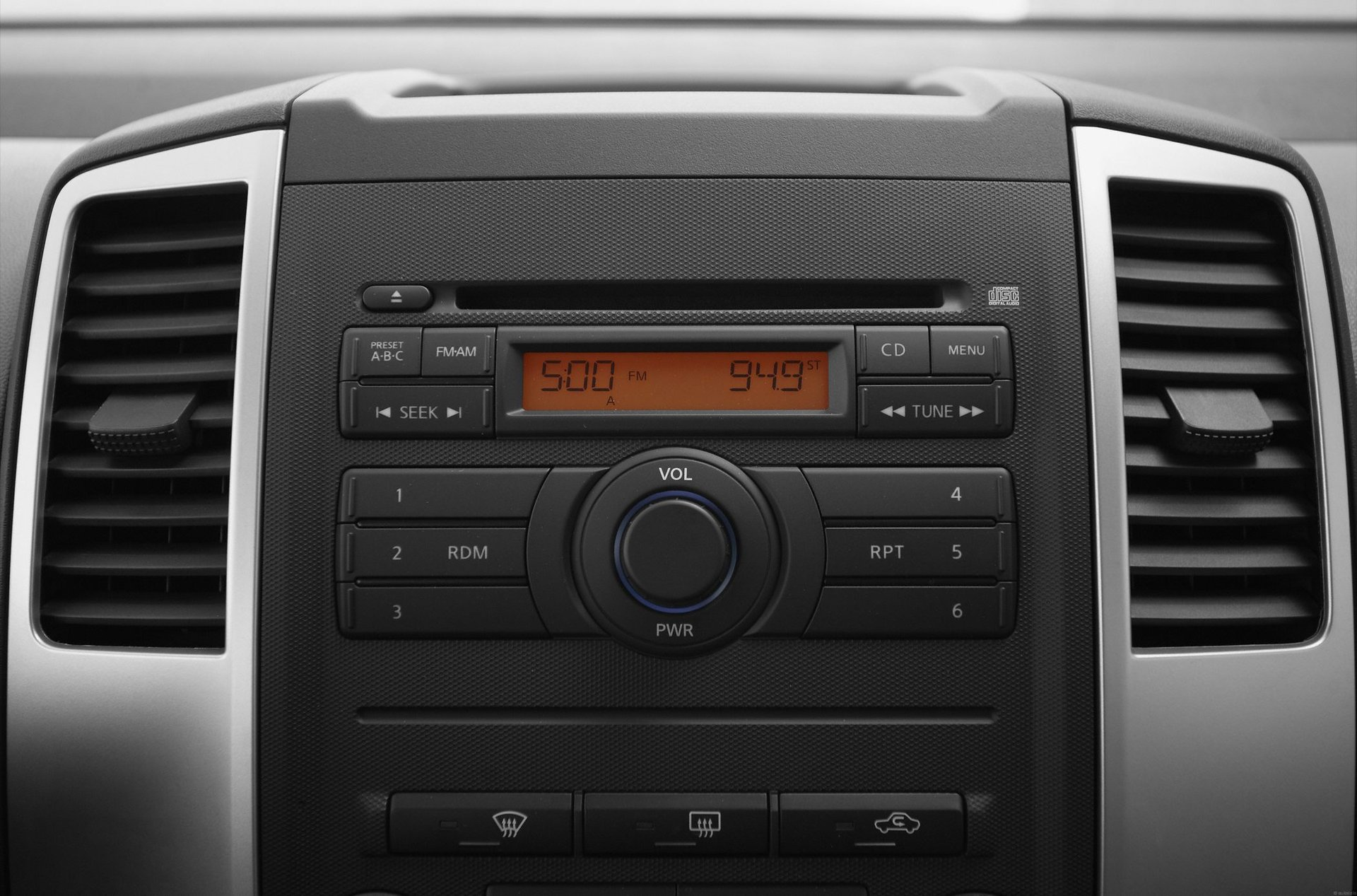 Factory Radio Information | Second Generation Nissan Xterra