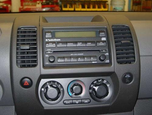 Factory Radio Information | Second Generation Nissan Xterra Forums on