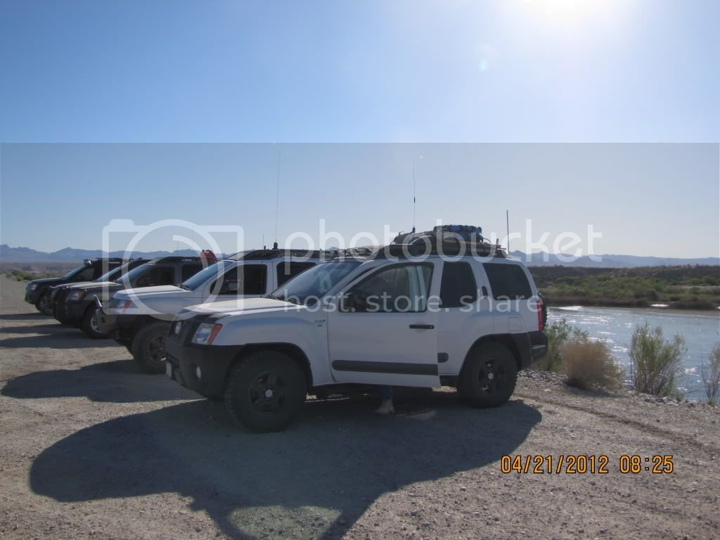 Mojave Road 04/21-04/22 | Page 3 | Second Generation Nissan Xterra