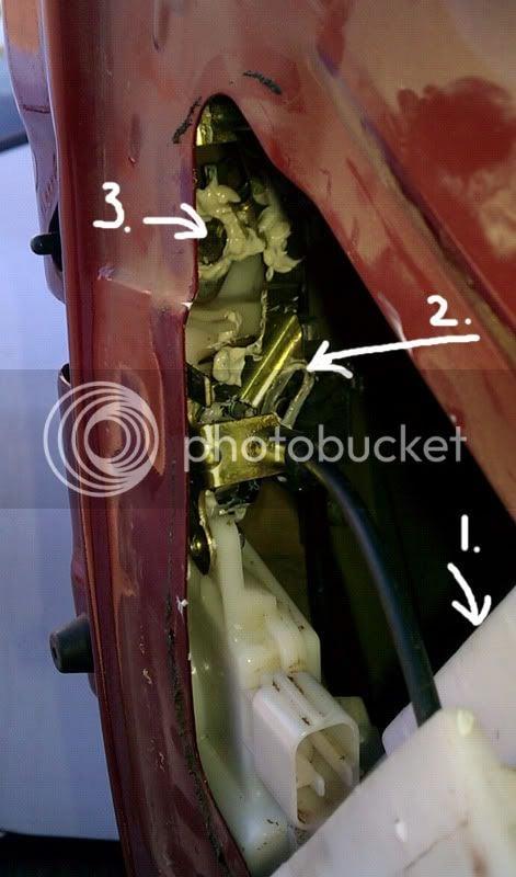 Driver Side Rear Door Won't Open | Second Generation Nissan