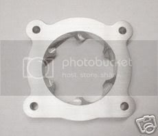 Throttle Body Spacer???? | Second Generation Nissan Xterra Forums