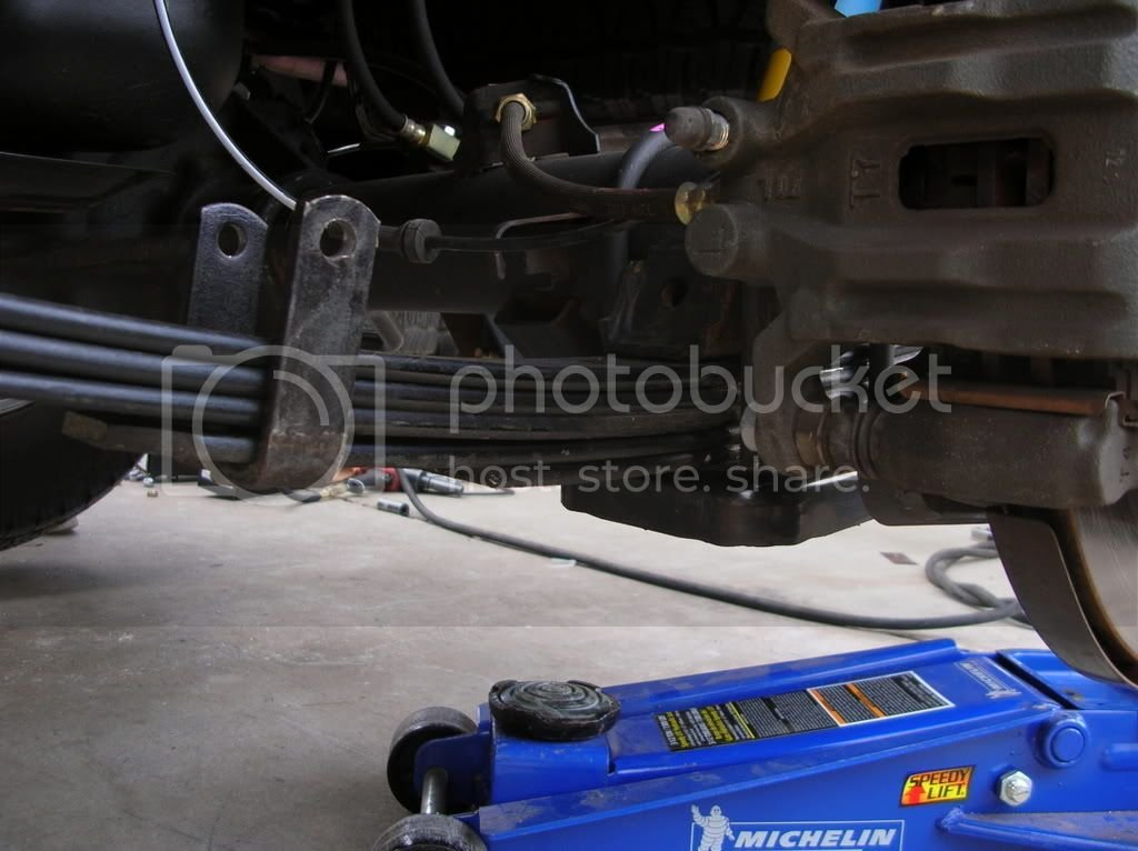 265 75R16 In Inches >> Lift Install, 12 pics | Second Generation Nissan Xterra Forums