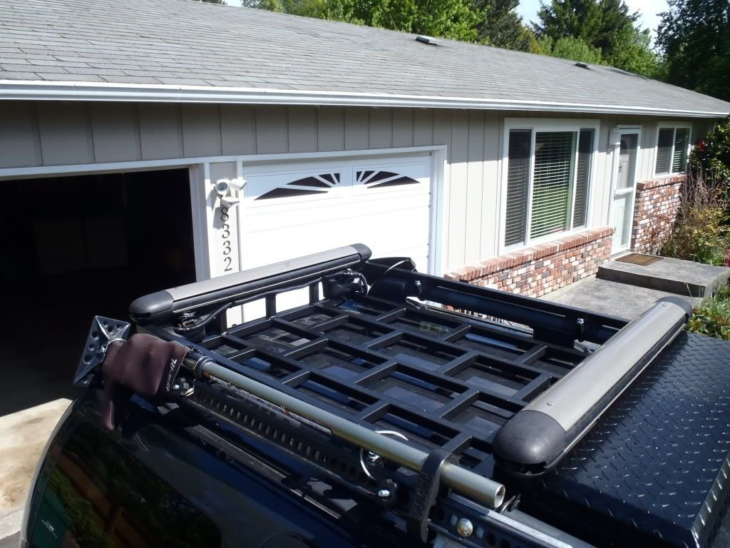 Drop In Roof Rack Surf And Snow S Version With Integrated