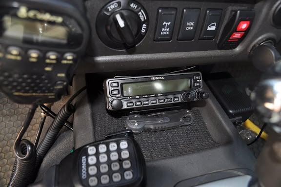 Install Kenwood Tm-V71A | Second Generation Nissan Xterra Forums
