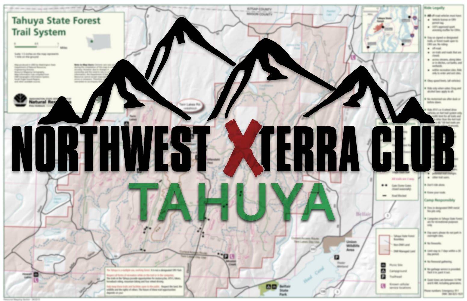 MEET-N-GREET: NWXC Meet Up & Trail Run @ Tahuya | Second
