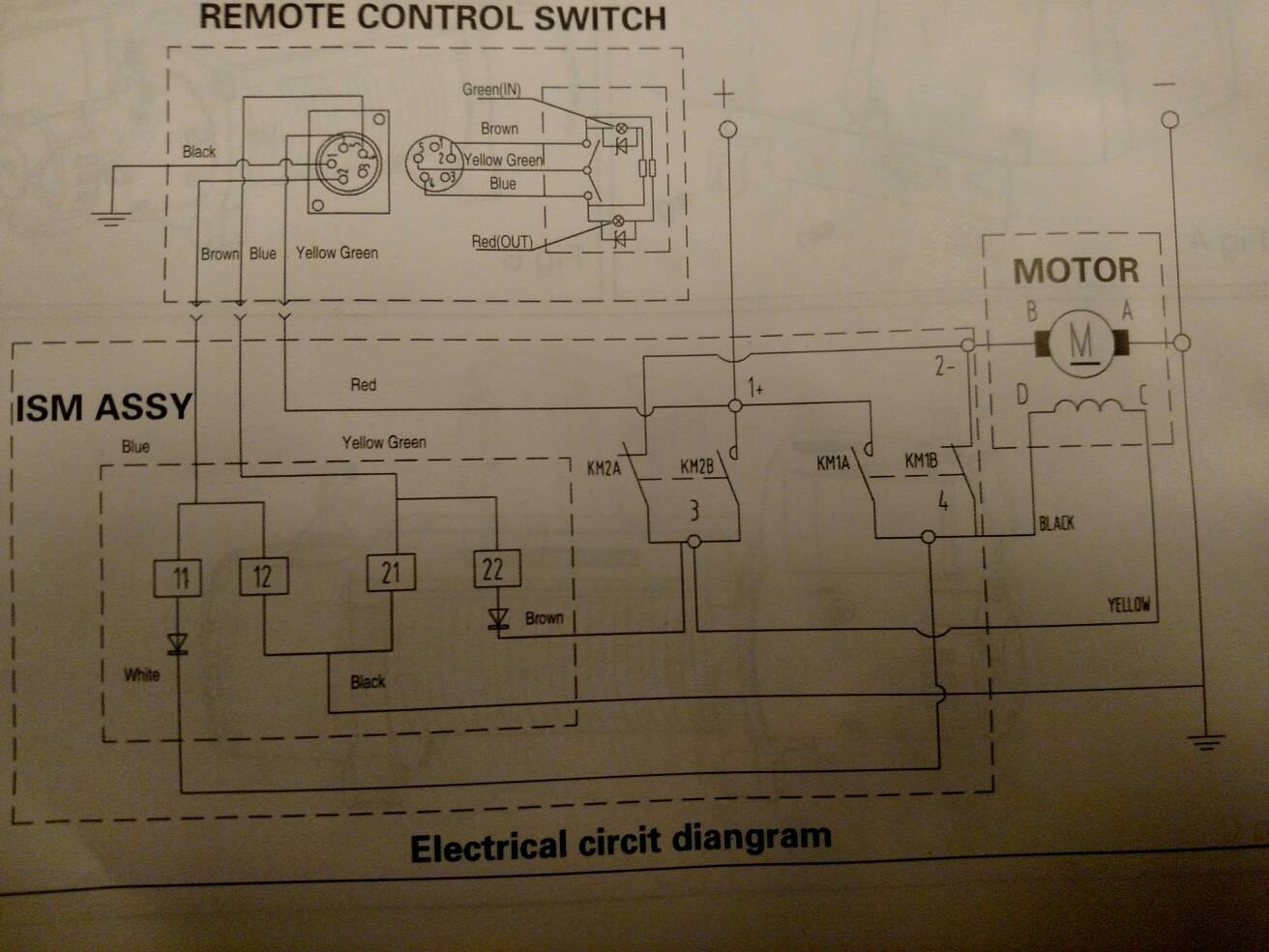 Smittybilt Xrc Winch Wiring Diagram | Wiring Liry on