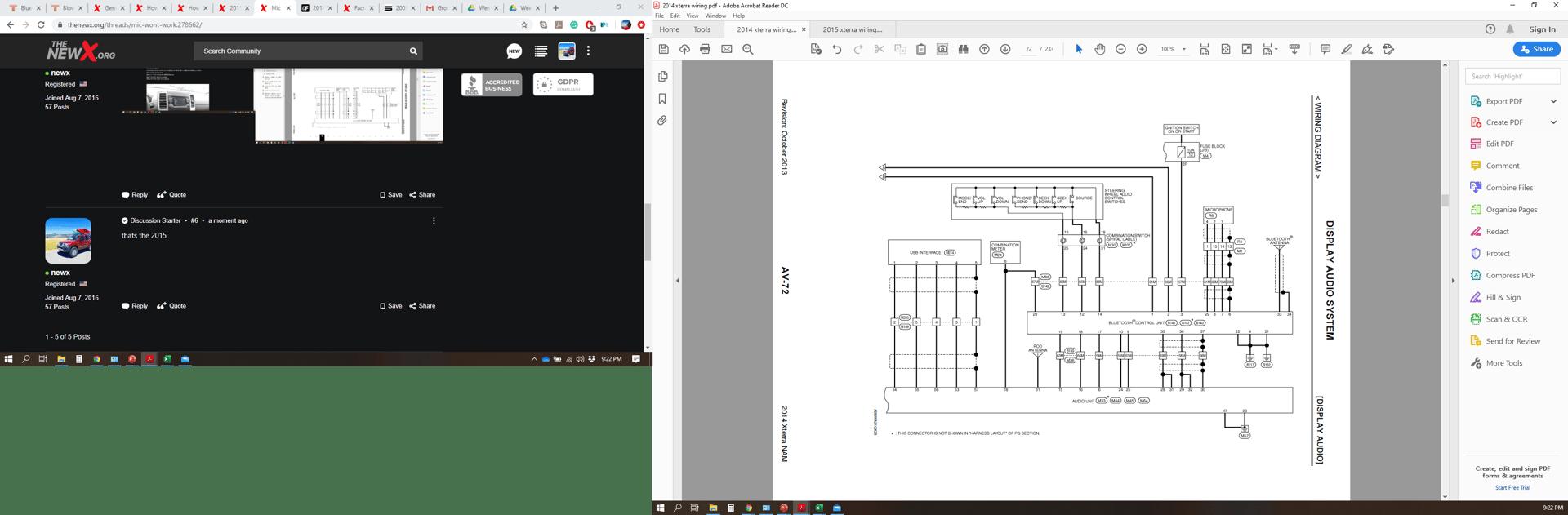 Kenwood Ddx375Bt Wiring Diagram from www.thenewx.org