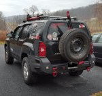 VMBiohazard's Zombie Response Vehicle