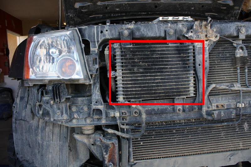 How To Bypass Radiator Transmission Cooler Pbr Second
