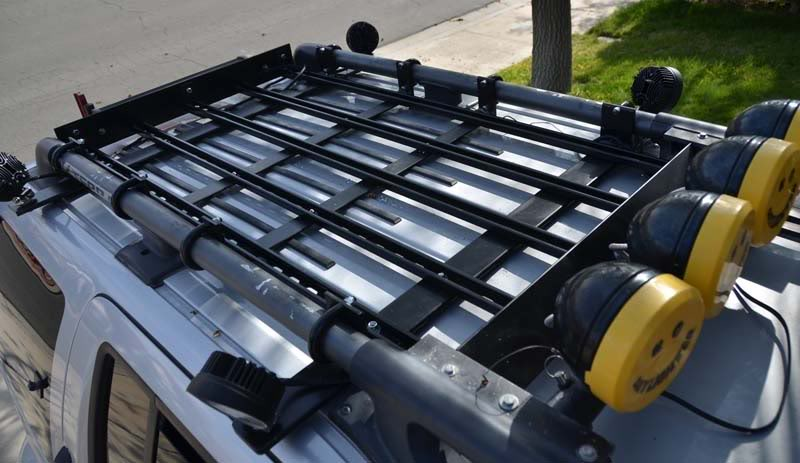 How To Build Another Uni Strut Roof Rack Pbr Second
