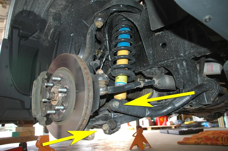 How-to: Install AC Front Coil Springs - PBR - Second ...