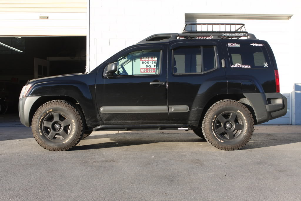 Lifted Nissan Xterra >> THEMED PHOTOS: Non-lifted Xs with 33s *CPL* - Second ...